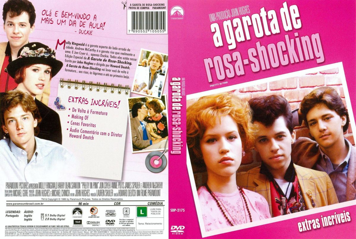 Canções de filmes – If you leave – Pretty in Pink (A garota de Rosa Shocking), de 1986